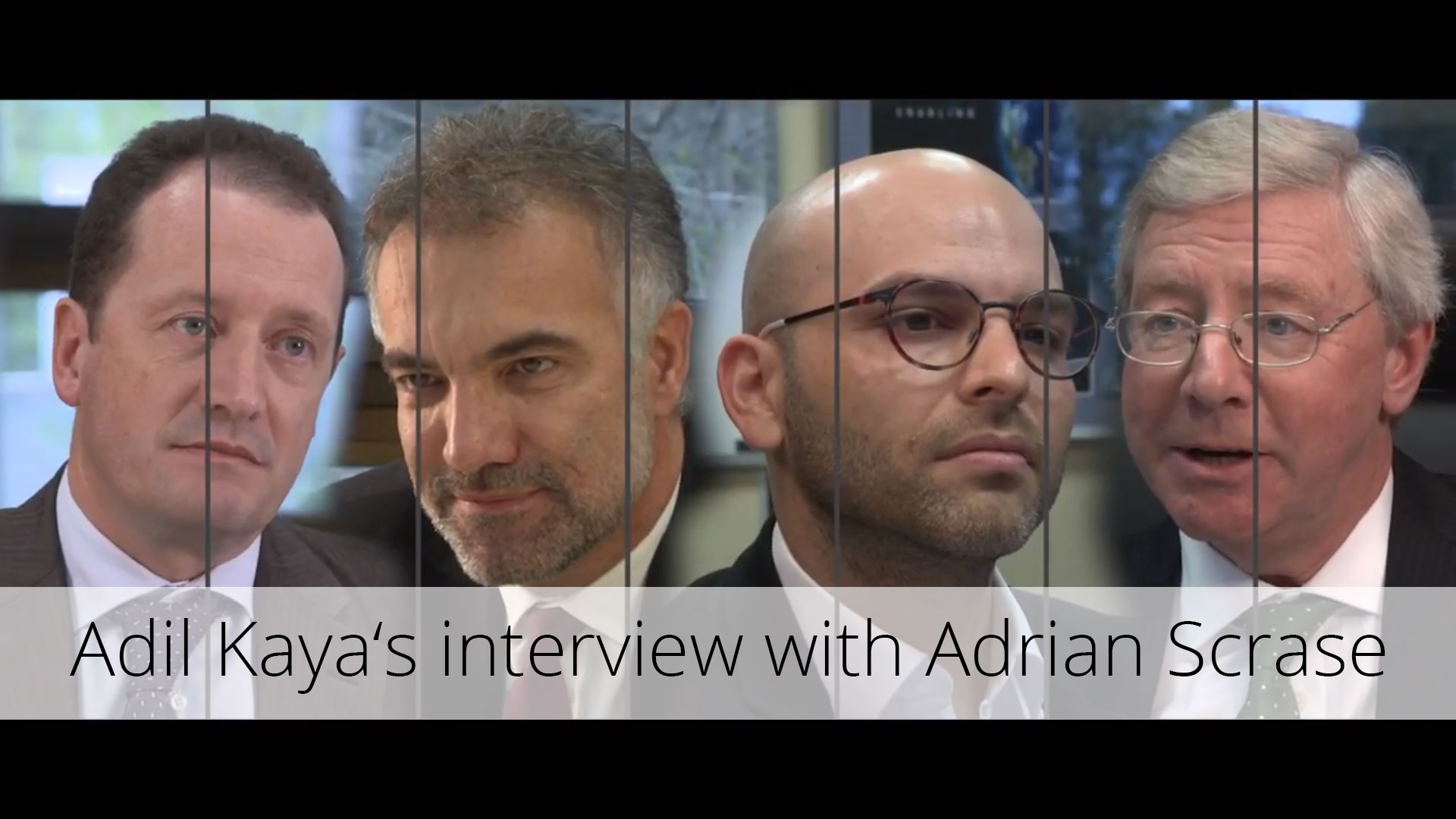 Adil Kaya interwiew with Adrias Scrase, ETSI, 5GPP